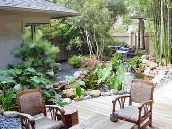 Những điều cần biết để khắc phục sân vườn thiếu phong thủy