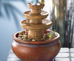 Chọn và bố trí đài phun nước thế nào hợp phong thủy?
