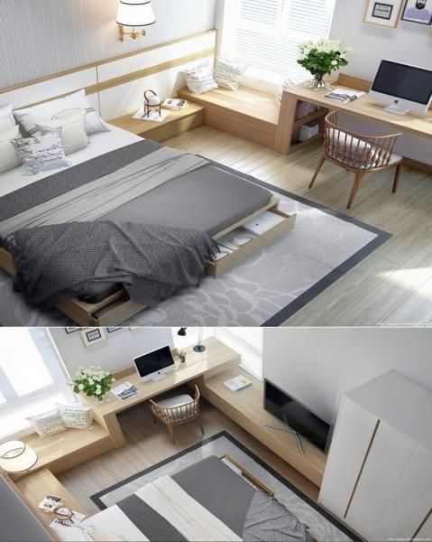 5 lời khuyên hữu ích cho những ai sở hữu căn hộ chật hẹp