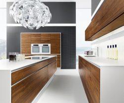 Mẫu phòng bếp với phong cách đồ gỗ giản dị nhưng tuyệt đẹp